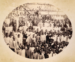 Clerks, Compositors and castors [of the 'Times of India'].